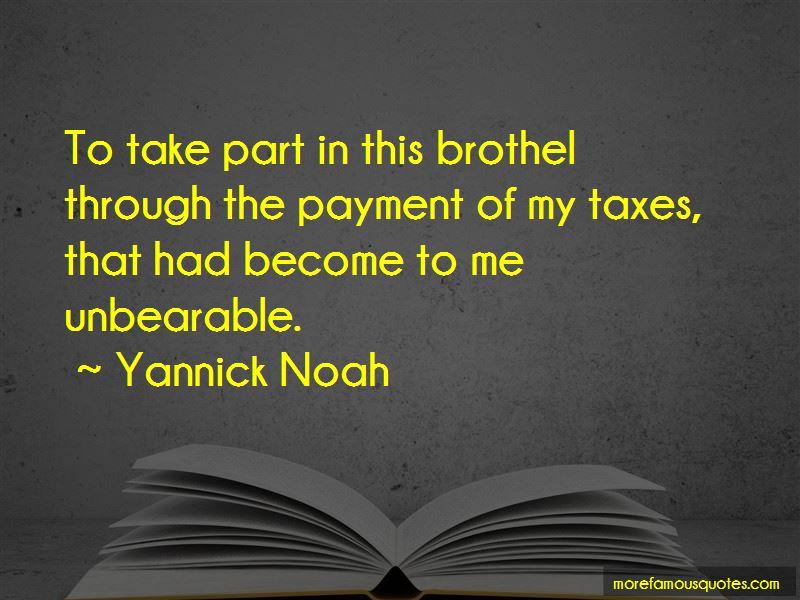 Yannick Noah Quotes Pictures 3