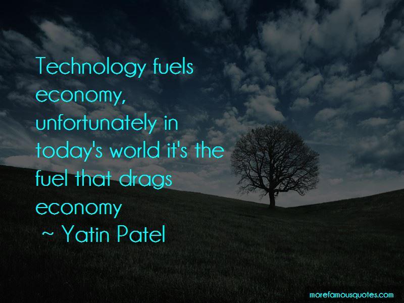 Yatin Patel Quotes