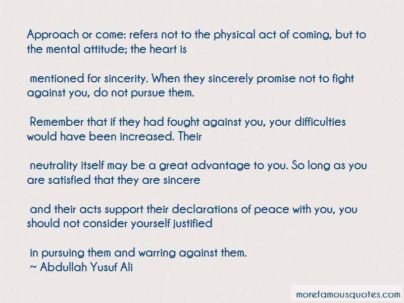 Abdullah Yusuf Ali Quotes Pictures 2