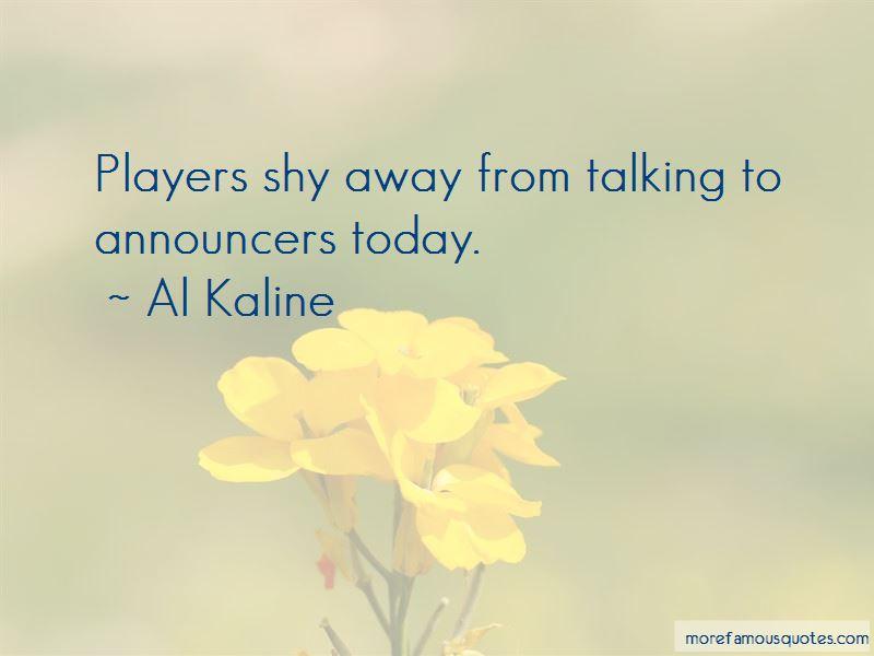 Al Kaline Quotes Pictures 2