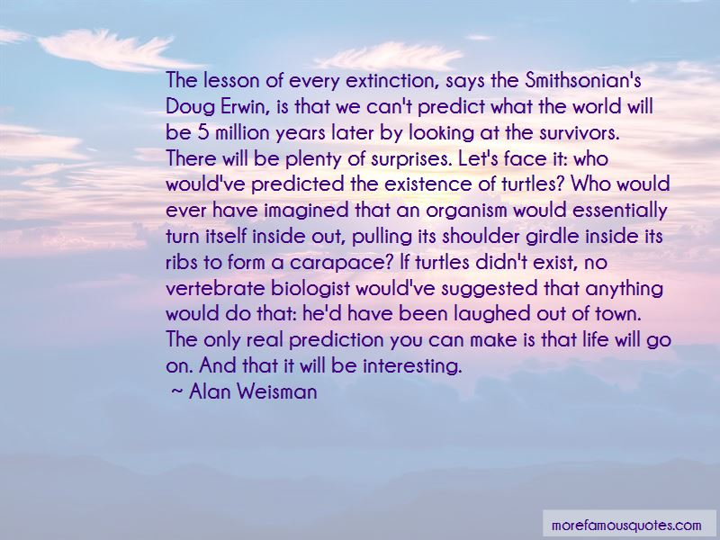 Alan Weisman Quotes Pictures 2