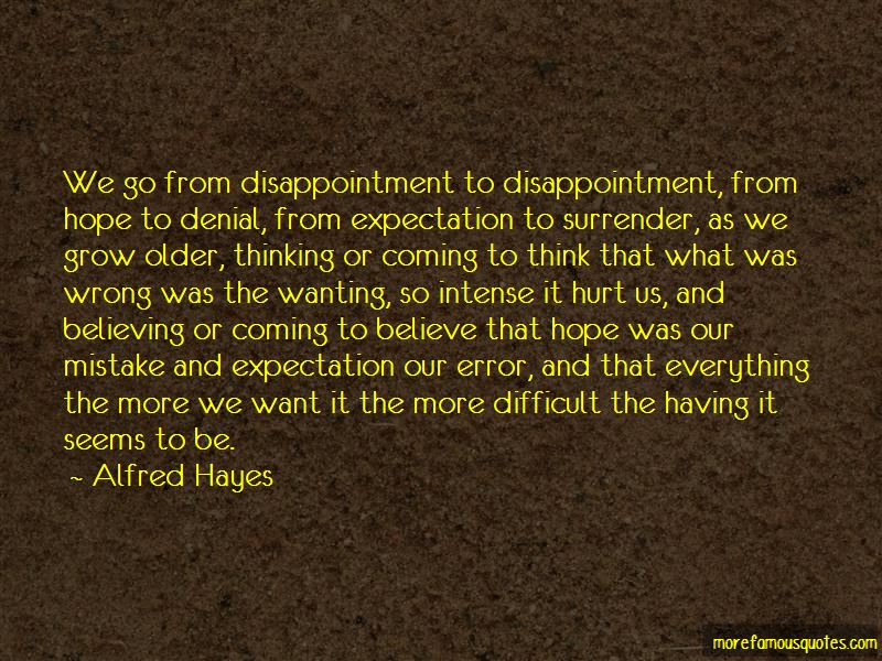 Alfred Hayes Quotes Pictures 2