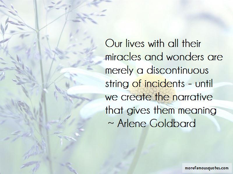 Arlene Goldbard Quotes
