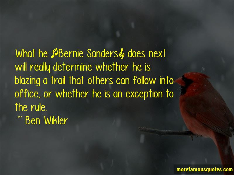 Ben Wikler Quotes Pictures 3