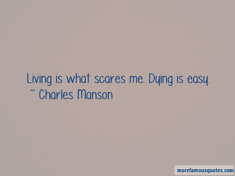 Charles Manson quotes: top 124 famous quotes by Charles Manson