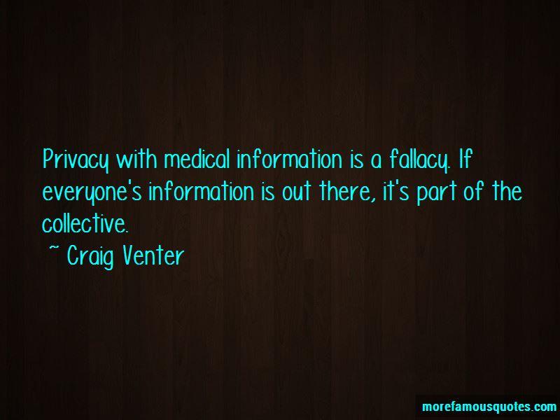 Craig Venter Quotes Pictures 4