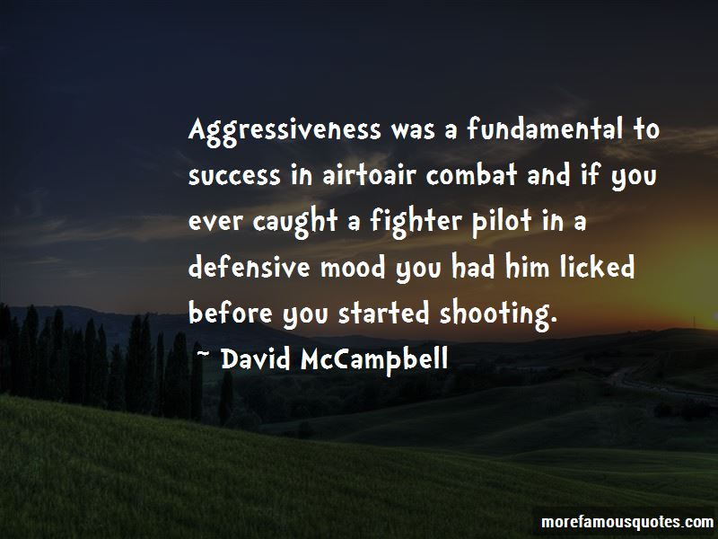 David McCampbell Quotes