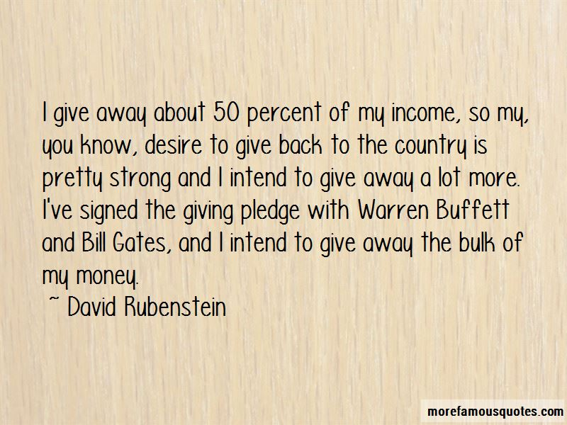 David Rubenstein Quotes Pictures 3