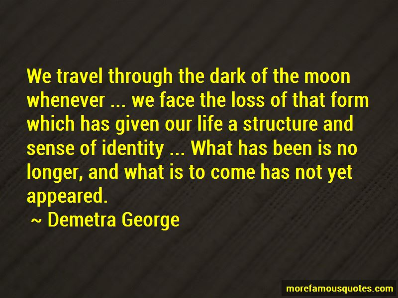 Demetra George Quotes Pictures 2
