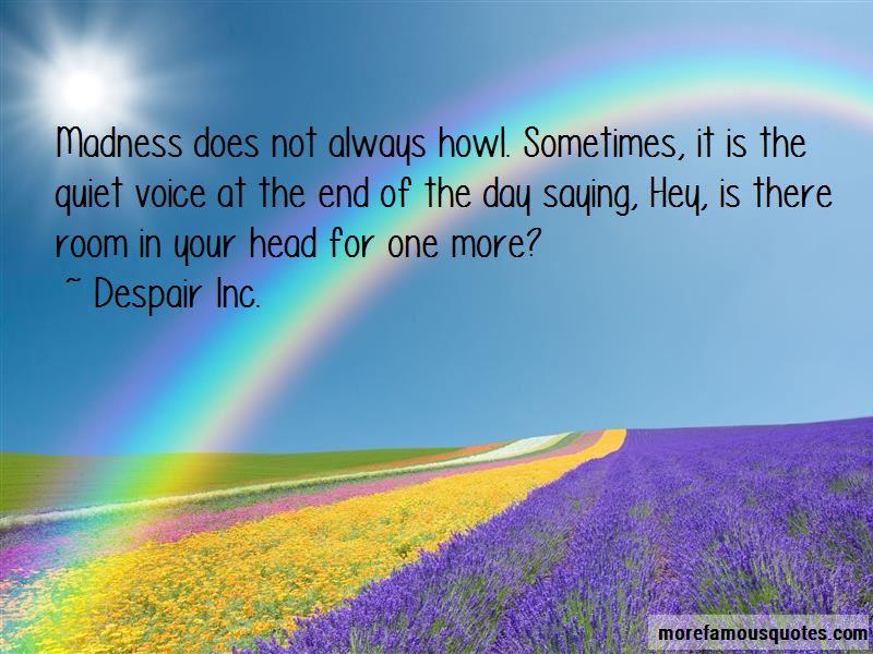 Despair Inc. Quotes Pictures 2