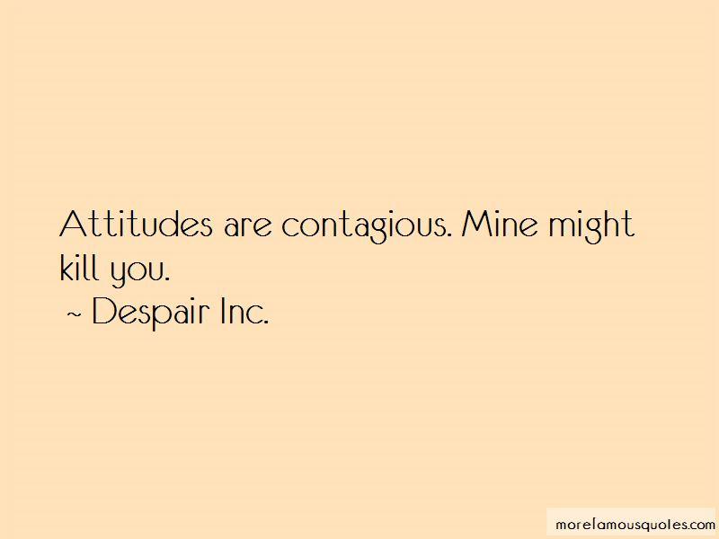 Despair Inc. Quotes