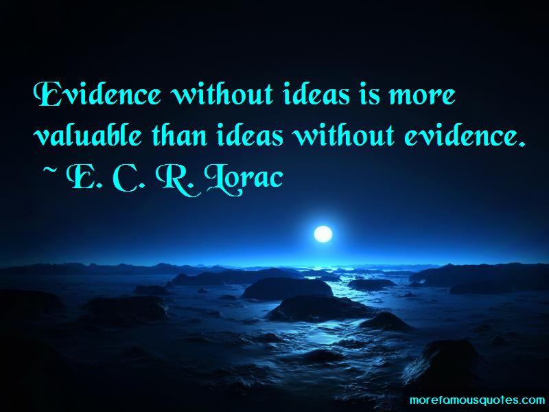 E. C. R. Lorac Quotes