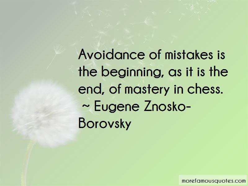 Eugene Znosko-Borovsky Quotes Pictures 2