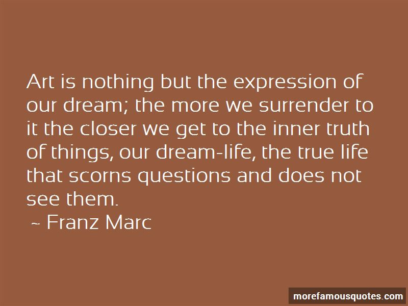 Franz Marc Quotes Pictures 4