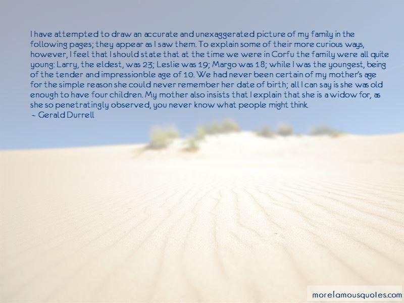 Gerald Durrell Quotes Pictures 2