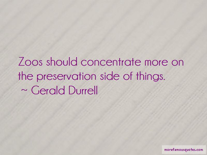 Gerald Durrell Quotes