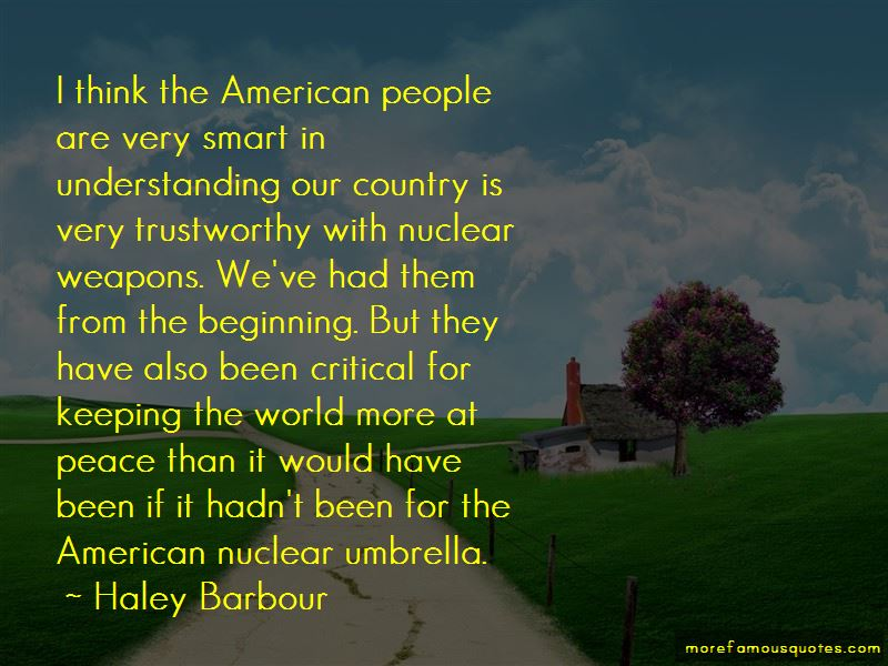 Haley Barbour Quotes Pictures 3
