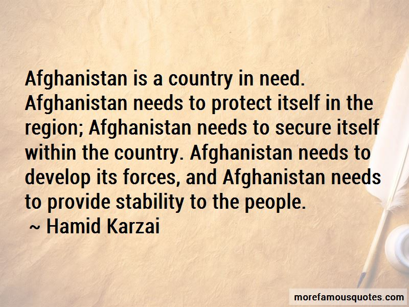 Hamid Karzai Quotes Pictures 2