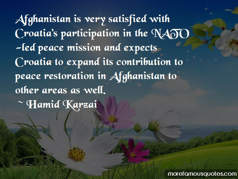 Hamid Karzai Quotes Pictures 3