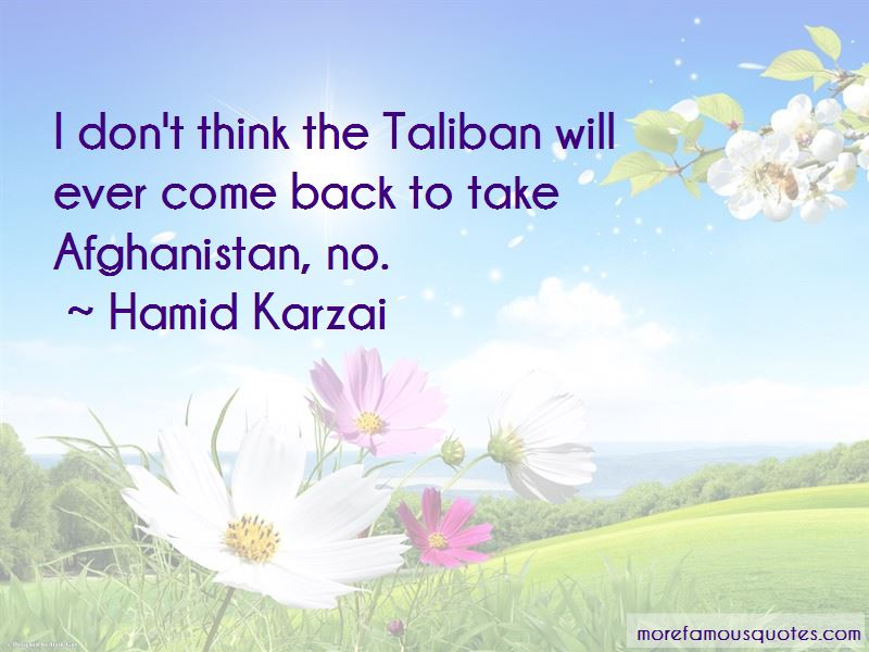 Hamid Karzai Quotes Pictures 4