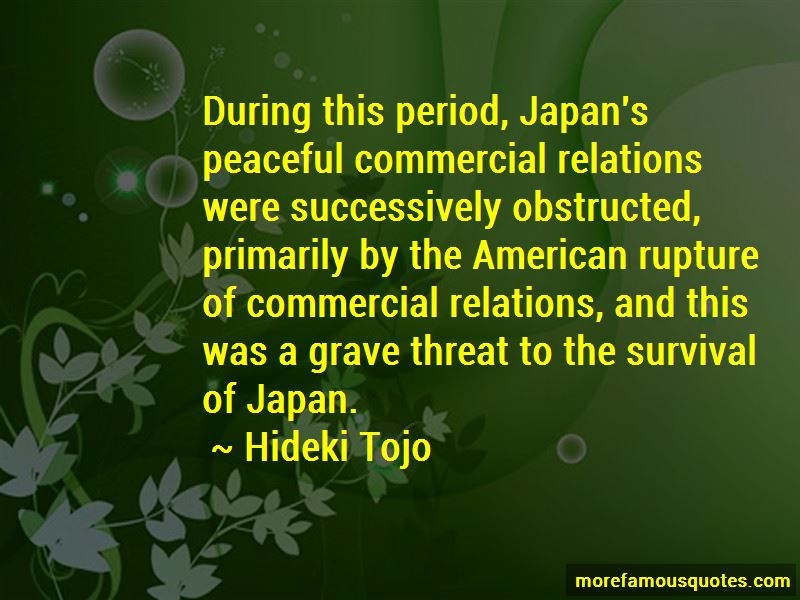 Hideki Tojo Quotes Pictures 4