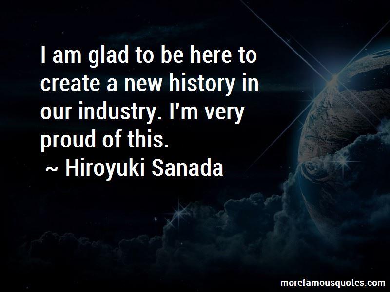 Hiroyuki Sanada Quotes Pictures 2