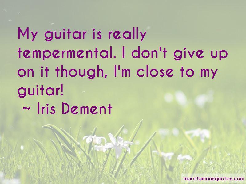 Iris Dement Quotes Pictures 3