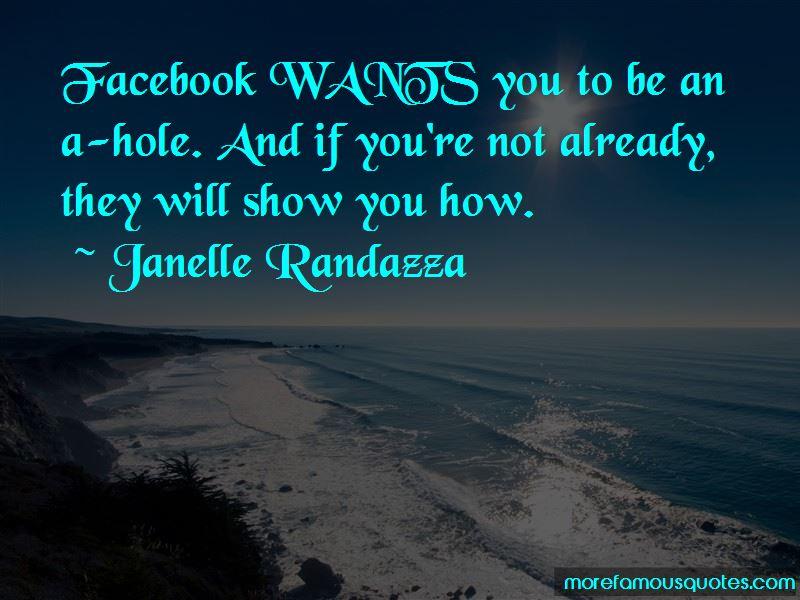Janelle Randazza Quotes
