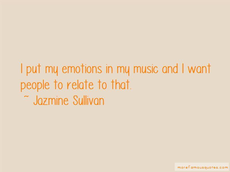 Jazmine Sullivan Quotes Pictures 3