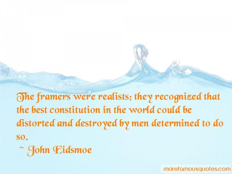 John Eidsmoe Quotes