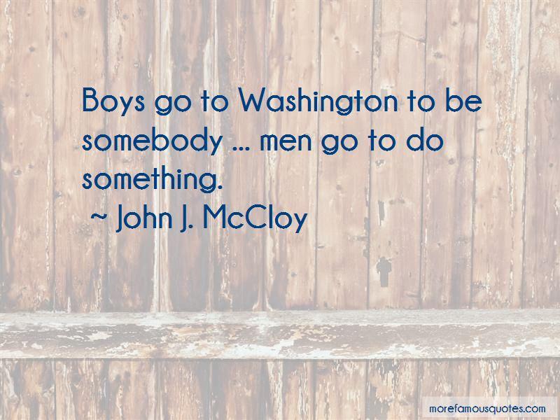 John J. McCloy Quotes