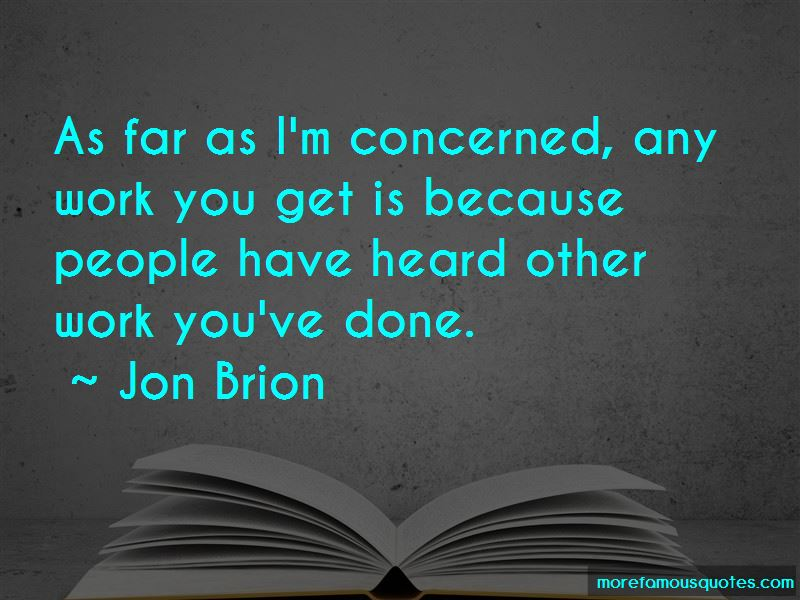 Jon Brion Quotes Pictures 3