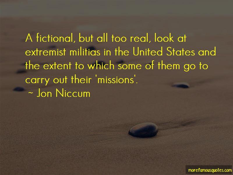 Jon Niccum Quotes Pictures 2