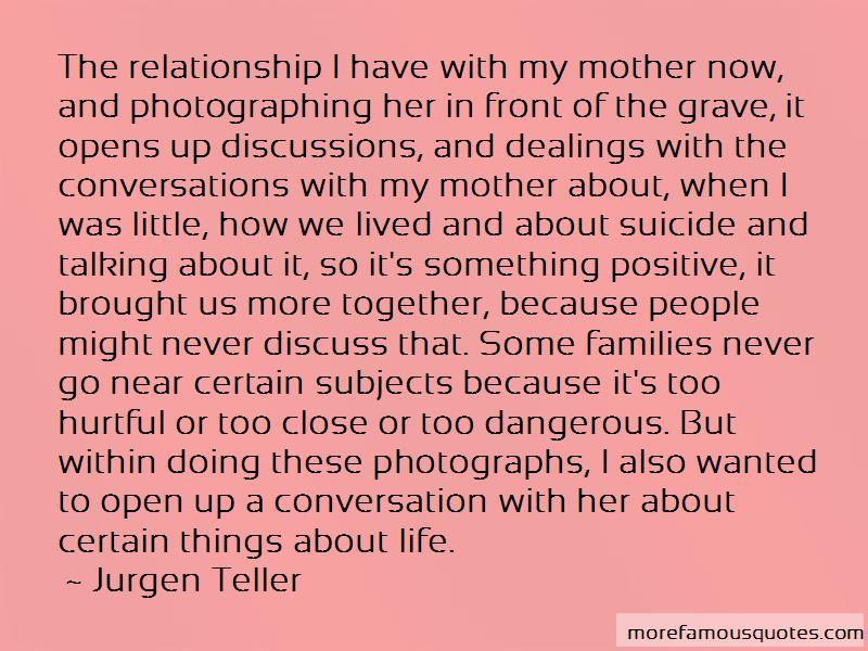 Jurgen Teller Quotes