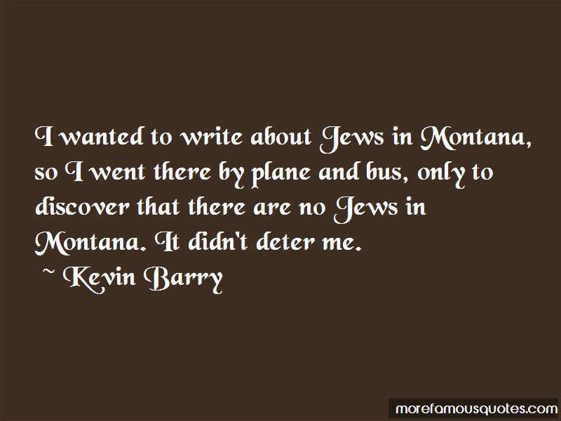 Kevin Barry Quotes Pictures 2