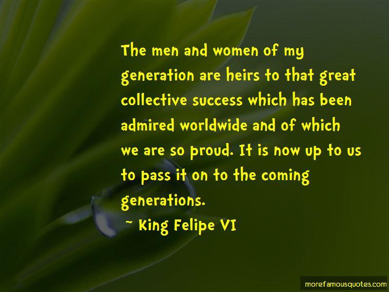 King Felipe VI Quotes Pictures 3