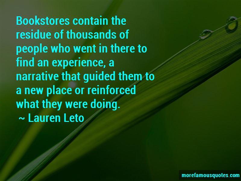 Lauren Leto Quotes