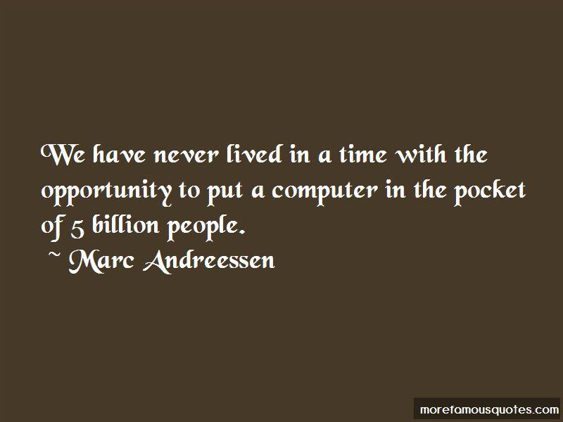 Marc Andreessen Quotes Pictures 4
