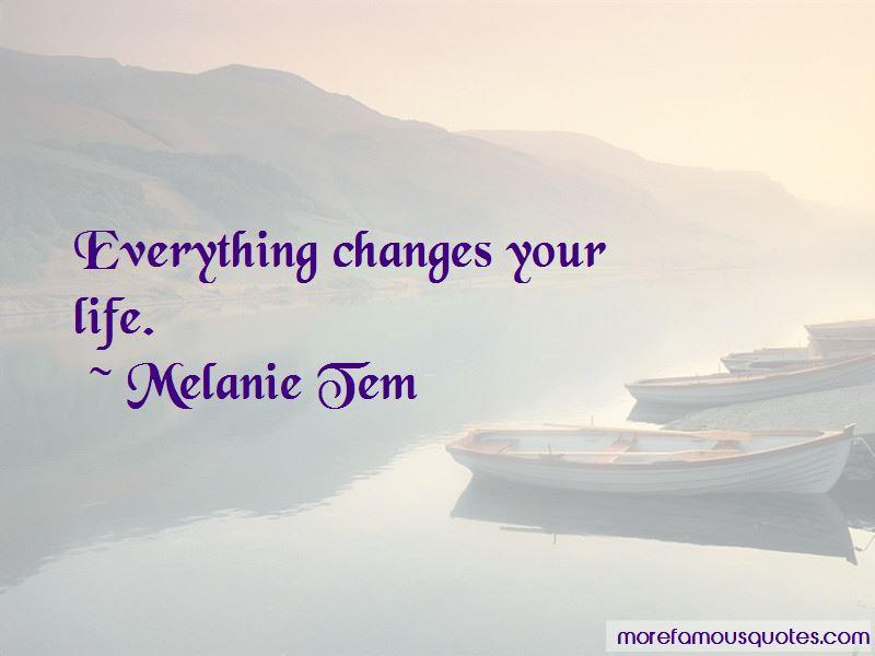 Melanie Tem Quotes