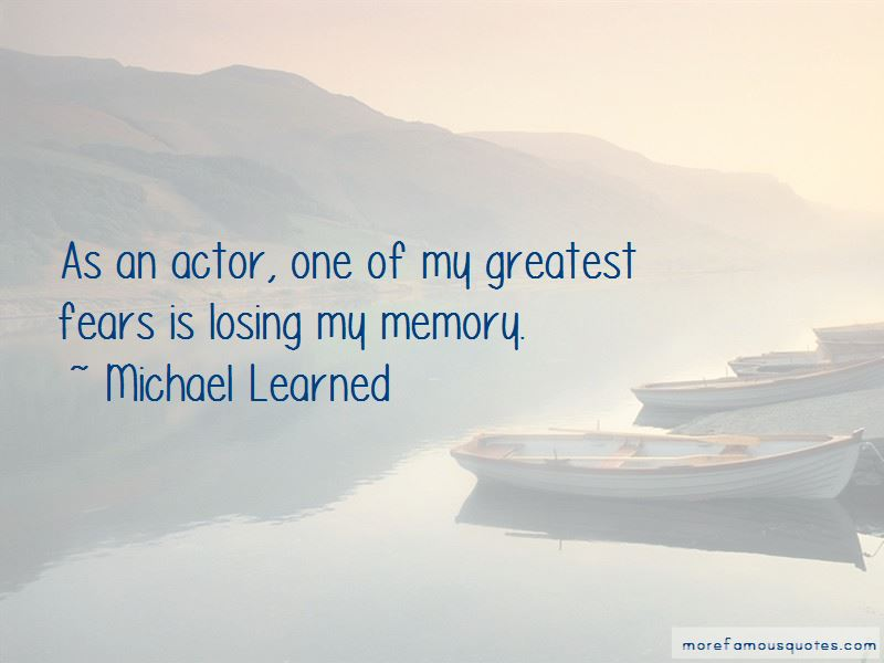 Michael Learned Quotes Pictures 2