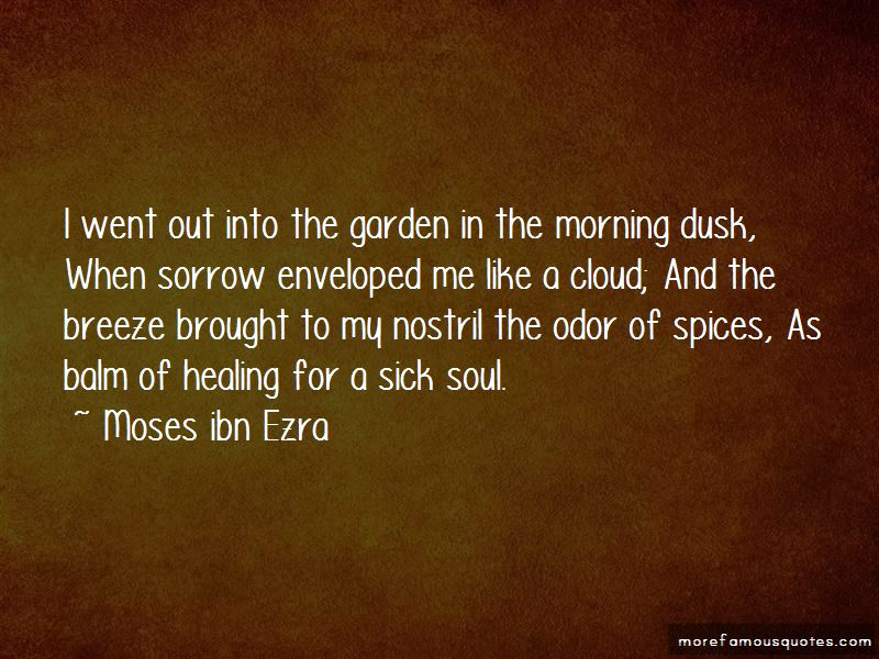 Moses Ibn Ezra Quotes Pictures 2