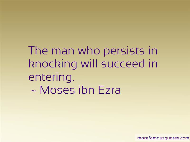 Moses Ibn Ezra Quotes Pictures 3