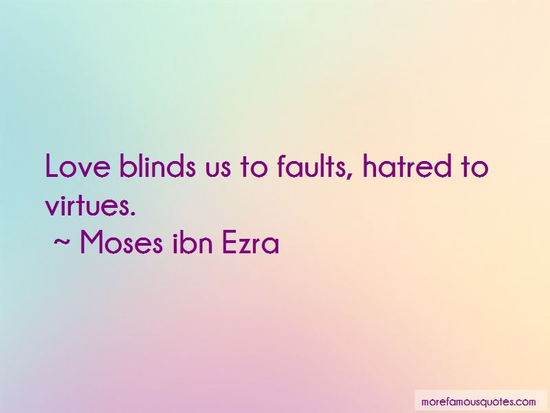Moses Ibn Ezra Quotes Pictures 4