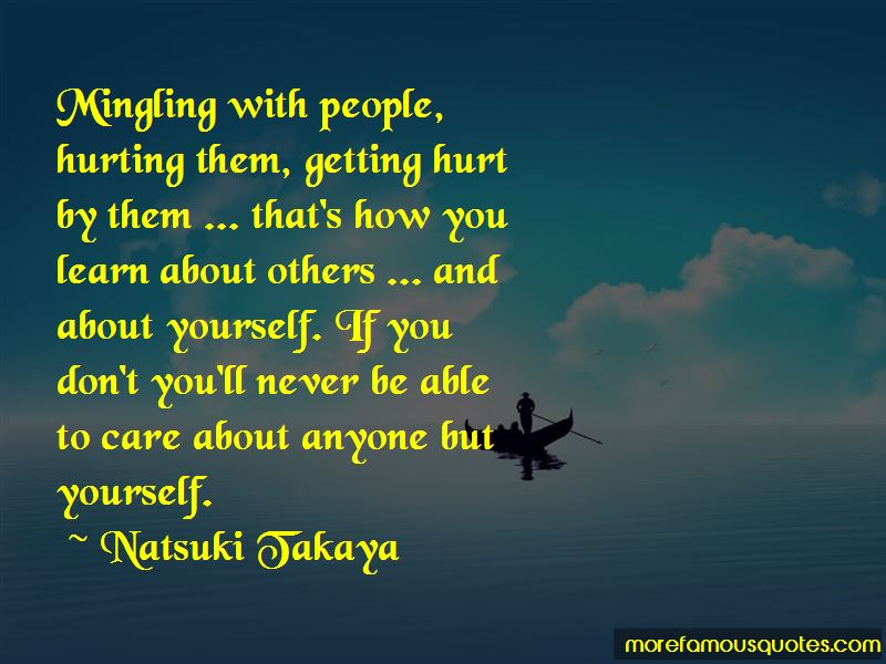 Natsuki Takaya Quotes Pictures 4