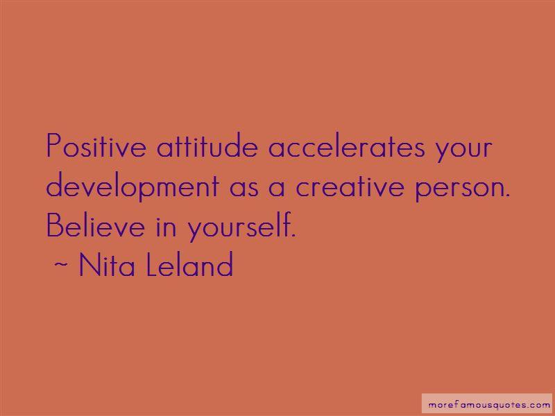 Nita Leland Quotes Pictures 2