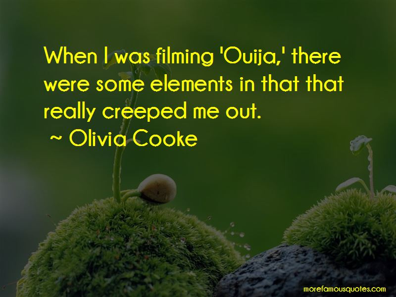 Olivia Cooke Quotes Pictures 2