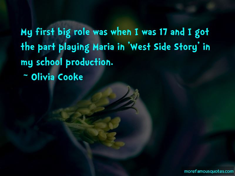 Olivia Cooke Quotes Pictures 4