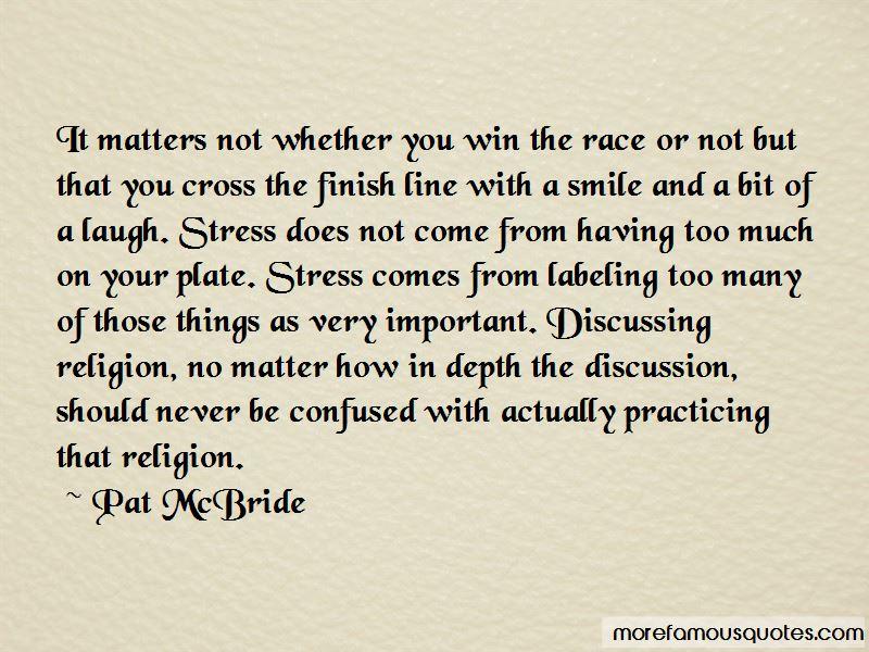 Pat McBride Quotes Pictures 2