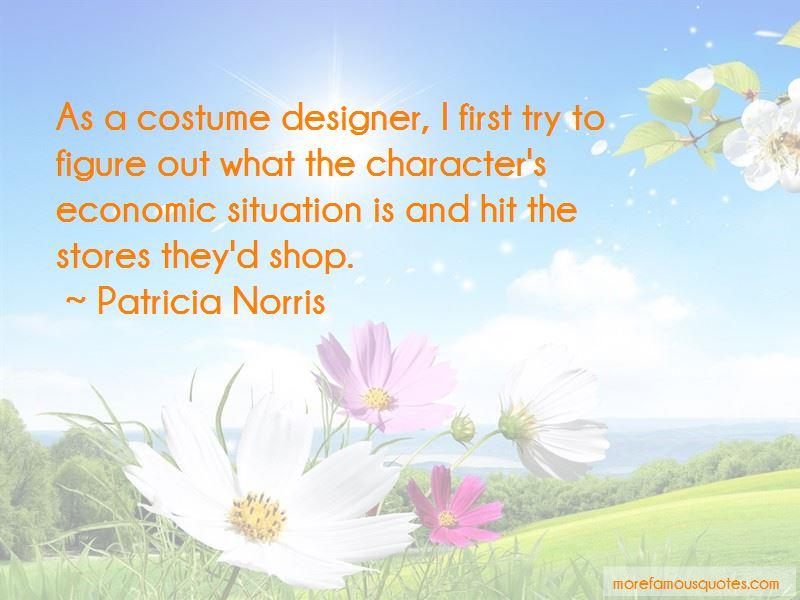 Patricia Norris Quotes Pictures 2