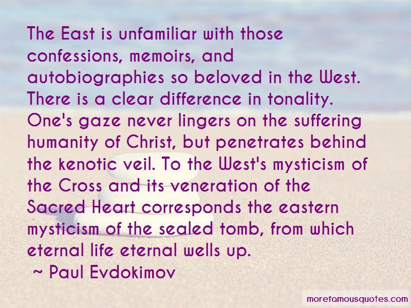 Paul Evdokimov Quotes Pictures 3